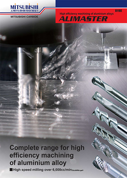 ALIMASTER-High efficiency machining of aluminium alloys