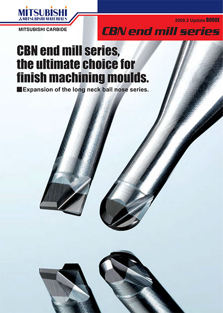 CBN-End Mill Series