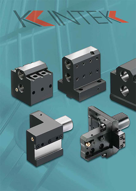 KINTEK Toolholders for CNC Lathes